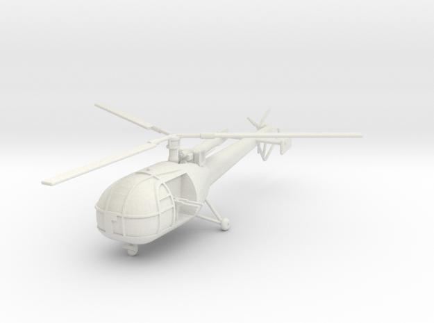 BW02 Alouette III G Car (1/100)