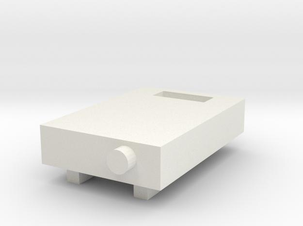 1041051222 projecter in White Natural Versatile Plastic