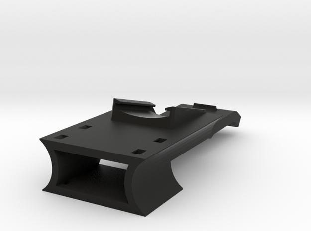 Garmin eTrex Aero Bar Mount in Black Natural Versatile Plastic