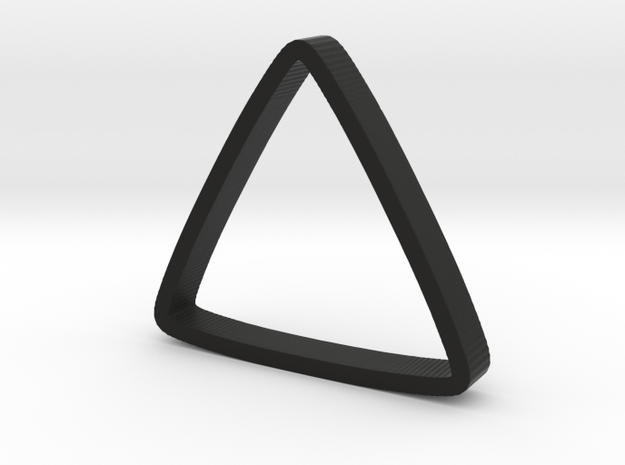 Ring Triangle 2 in Black Strong & Flexible