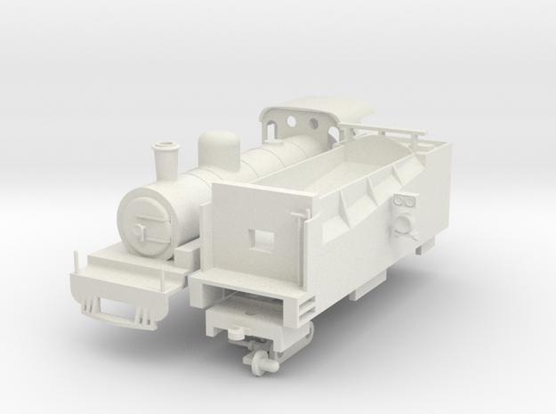 BM7-006A SAR NG15 No.NG17 as Built On30 in White Natural Versatile Plastic