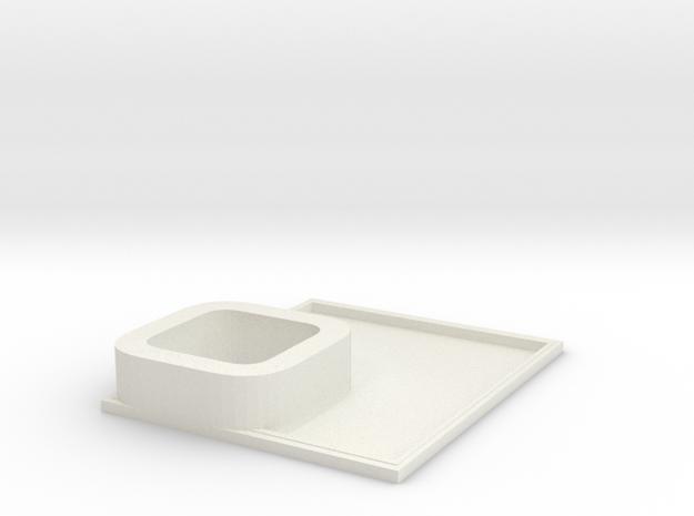 106102133李詩德 in White Natural Versatile Plastic