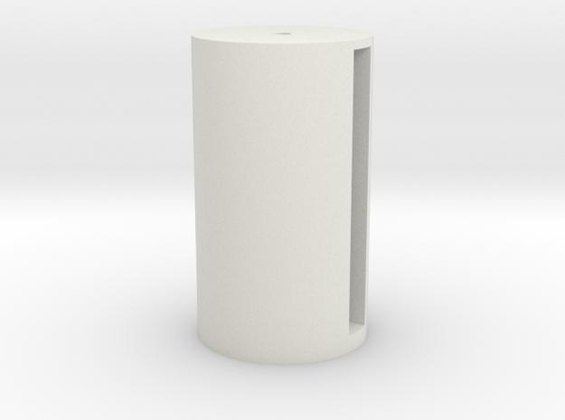 Small surround sound in White Premium Versatile Plastic
