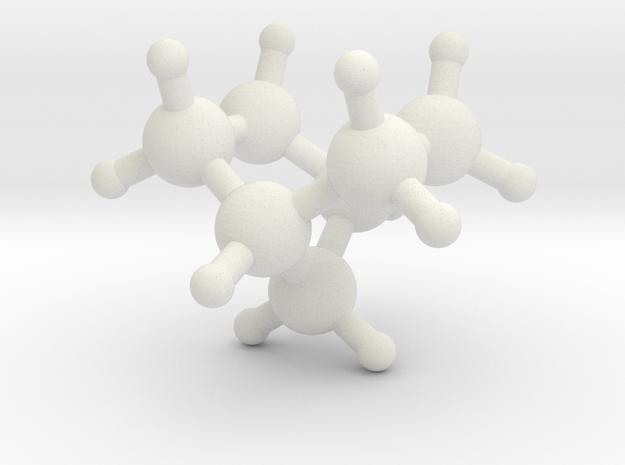 Norbornane in White Natural Versatile Plastic