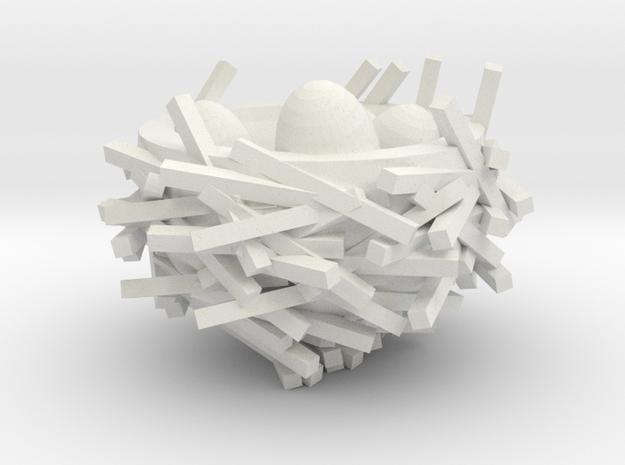 egg box in White Natural Versatile Plastic