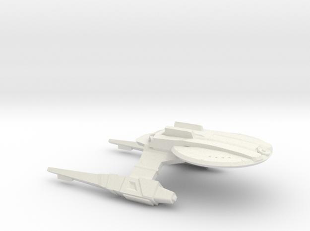 USS Shimano in White Natural Versatile Plastic