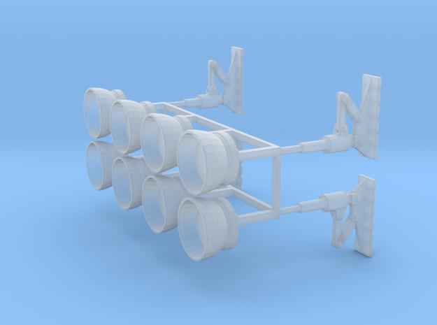 """VTOL Thrusters/Passenger Pod Pads for 12"""" Eagle Ki"""