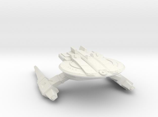 USS Grammer in White Natural Versatile Plastic