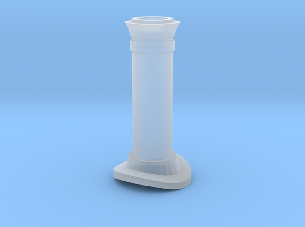Dolgoch Chimney in Smooth Fine Detail Plastic