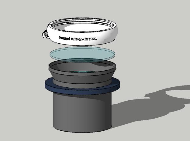 Rotator ring 3d printed