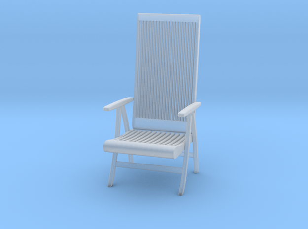 Chair 2018 model 2 in Frosted Ultra Detail