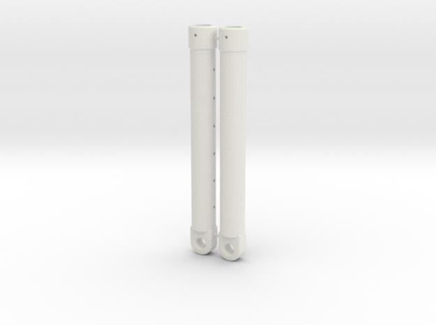DEMAG AC500 1-2 BOOM CILINDER in White Natural Versatile Plastic
