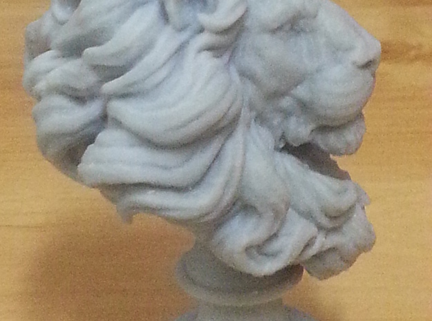 Lion Chess Piece 50mm 3d printed