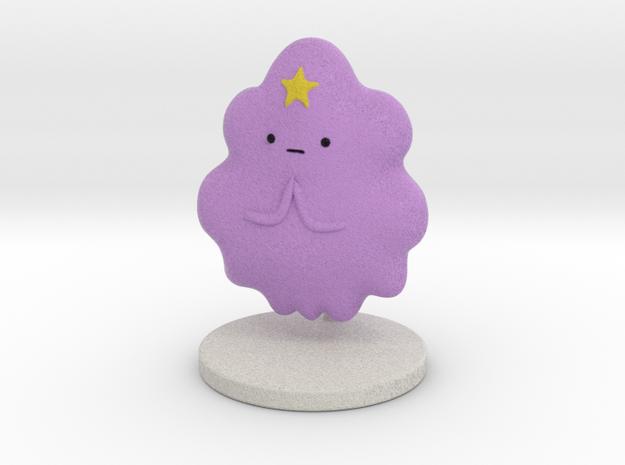 Lumpy Space Princess - Adventure time in Full Color Sandstone