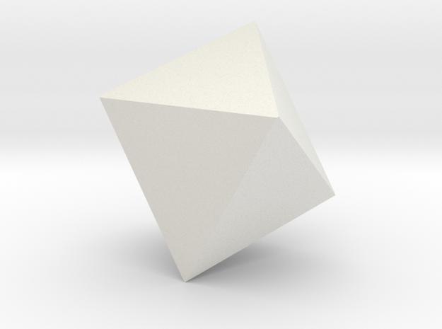 Epidote 2 in White Natural Versatile Plastic