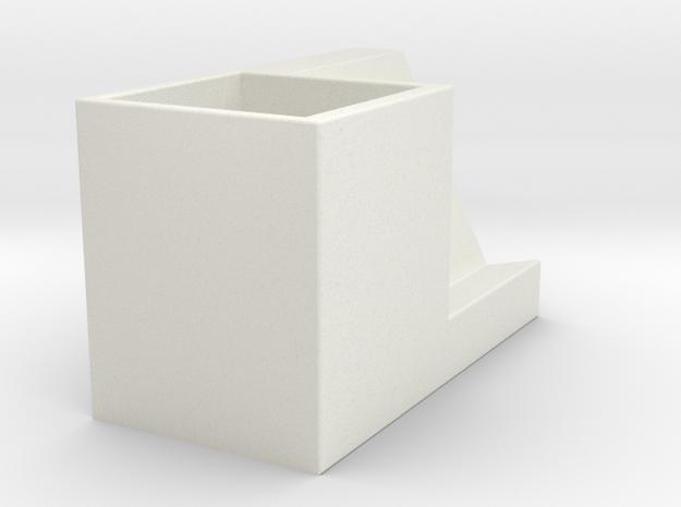 106102108 洪郁翔HW1 in White Natural Versatile Plastic