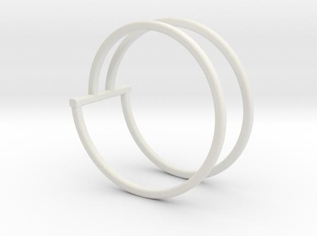 Cal Ring in Aluminum