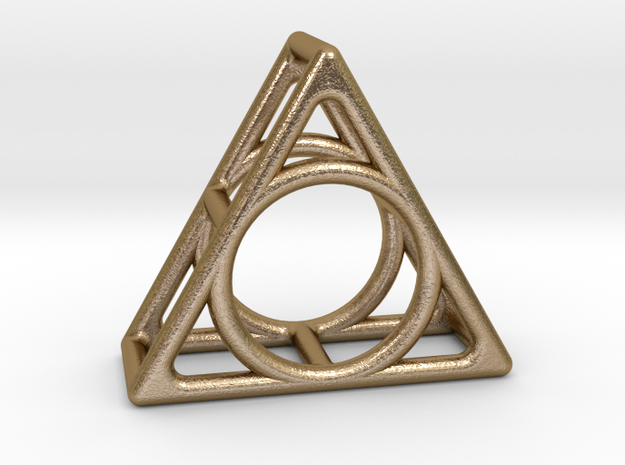Simply Shapes Rings Triangle