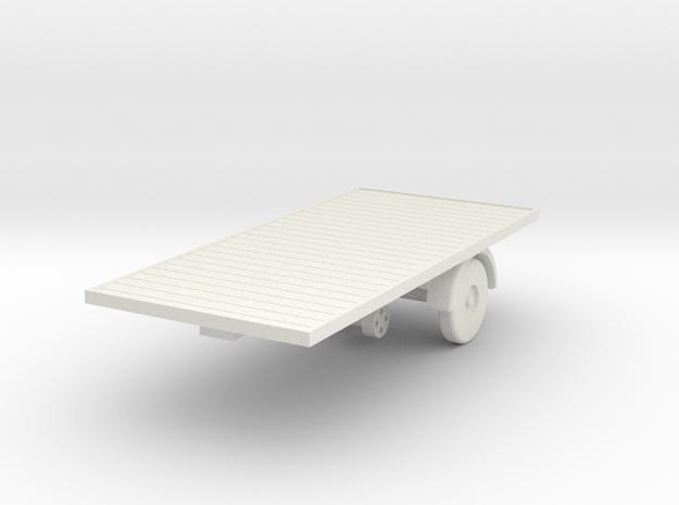 mh3-trailer-15ft-7ft-flat-87-1 in White Natural Versatile Plastic