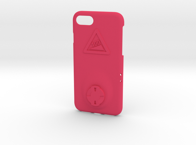 iPhone 8 Wahoo Mount Case - Hill Climb