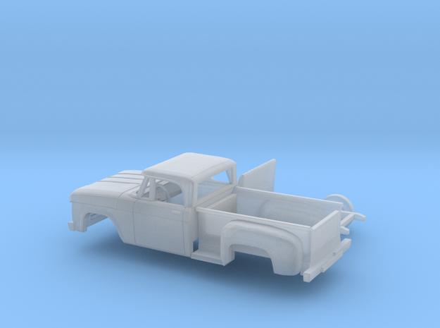 1/160 1961-65 Dodge PowerWagon Reg.CabStepside Kit