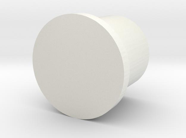 BusHub button in White Natural Versatile Plastic