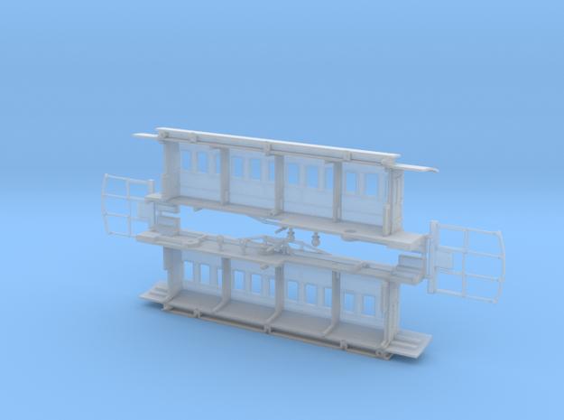 TTn3 Long Tram Coach