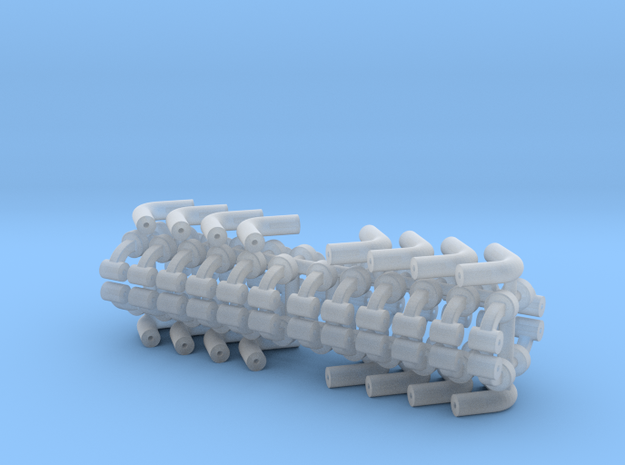 Squad 51 rail support 4 pack