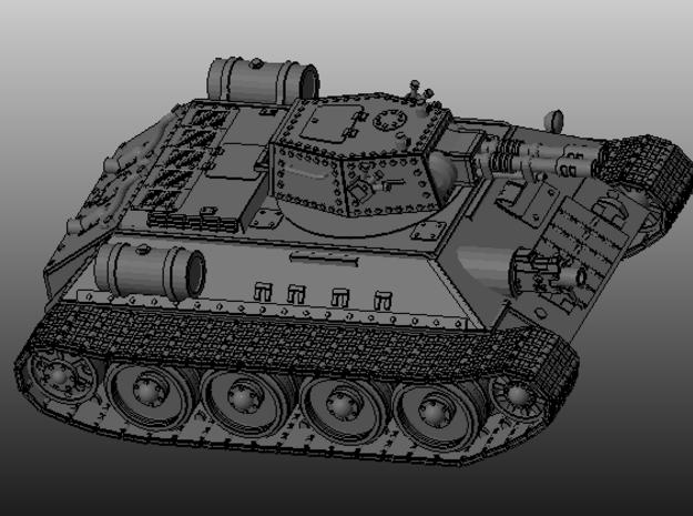 TR-34 Exterminator tank