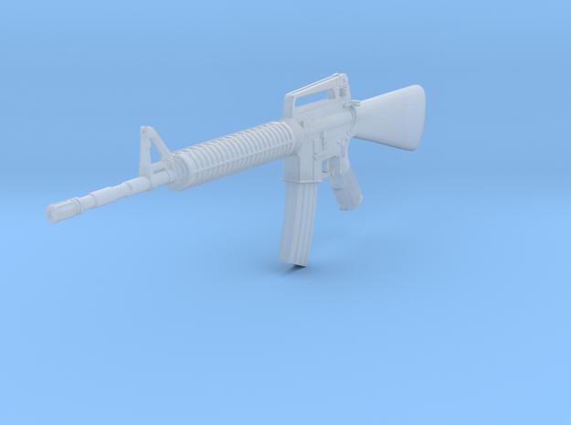 M16A2 1:24 scale
