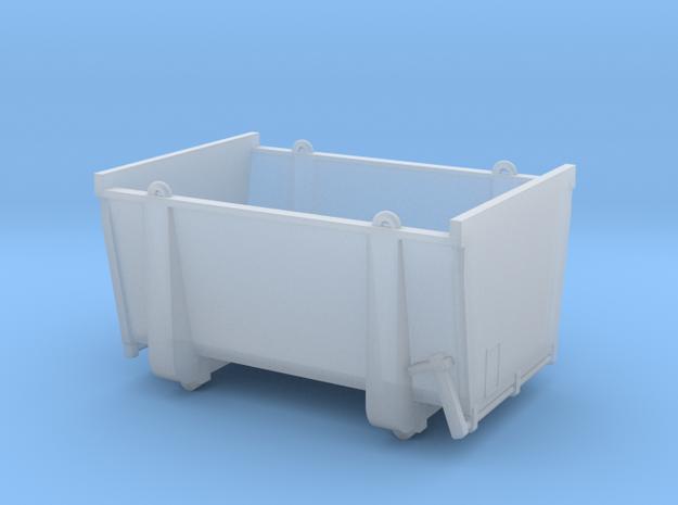 pa-Behälter Eokrt DB in Smooth Fine Detail Plastic