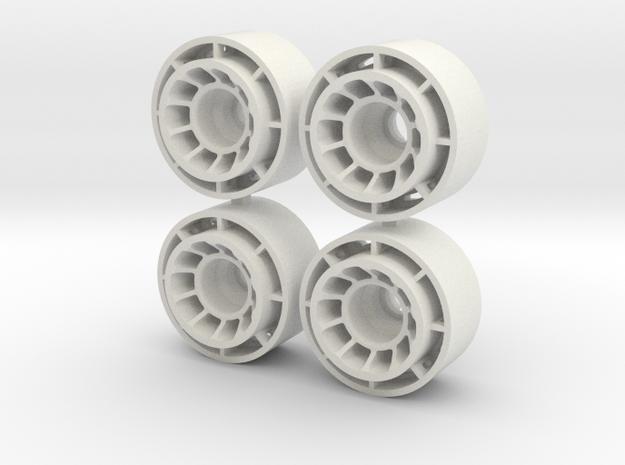 JANTES IDF F1-FRONT DEP 0 in White Natural Versatile Plastic