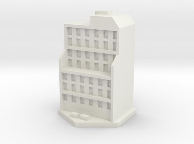 Bloque pisos 4 in White Strong & Flexible
