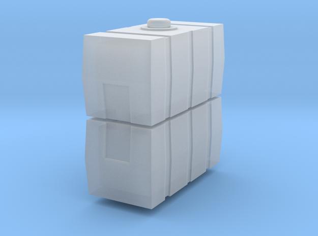 1/64 Scale 50 Gallon Rectangle Tank 2X