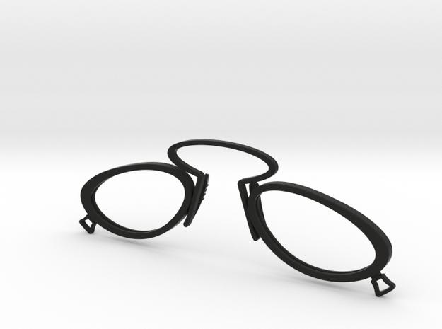12a1 in Black Natural Versatile Plastic