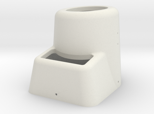 ARTTECH PC6 1700mm Cowling R3 in White Natural Versatile Plastic