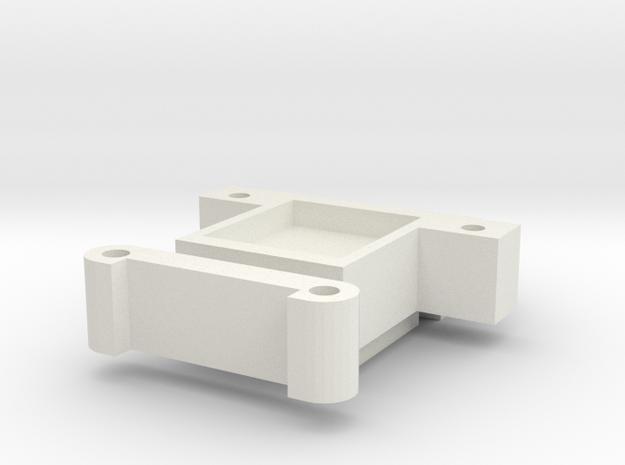 Proline 12mm Trans Sparcer Mid Motor in White Natural Versatile Plastic