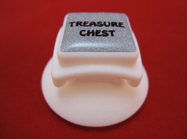 Personalize your Treasure Chest 3d printed Special piece