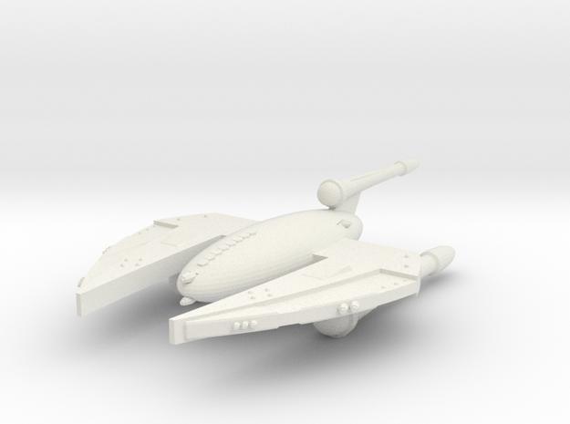 3125 Scale Drex Dreadnought (DN) MGL in White Natural Versatile Plastic