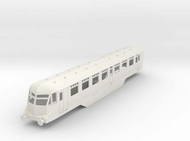 0-100-gwr-railcar-buffet-36-38-1a in White Natural Versatile Plastic