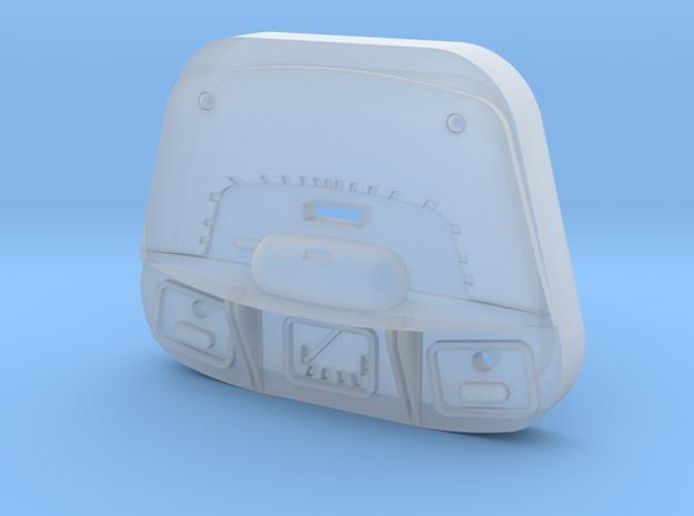 1:12 Airfix Austin A35 Instrument Panel in Smoothest Fine Detail Plastic