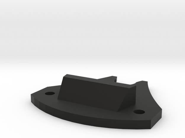 FTM 400 Mount  in Black Natural Versatile Plastic