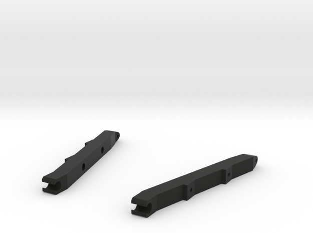 Kyosho Blizzard Plow Arms Reinforced in Black Natural Versatile Plastic