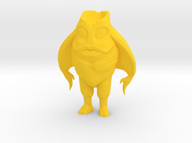 Seakinju in Yellow Processed Versatile Plastic