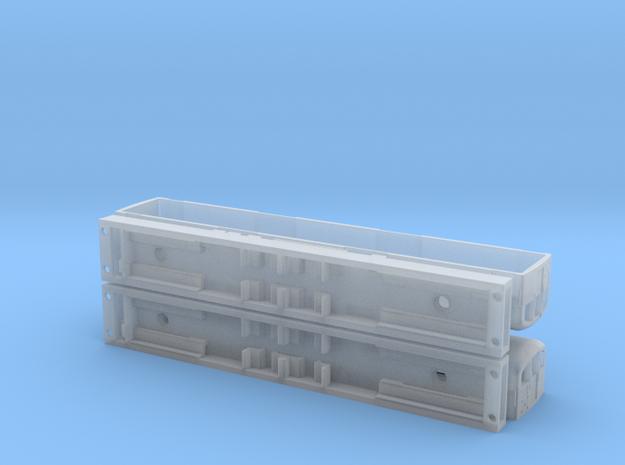 N Gauge Class 483 Kit in Smooth Fine Detail Plastic