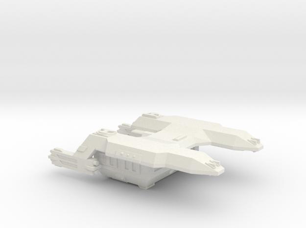 3125 Scale LDR Fleet Carrier Tug CVN in White Natural Versatile Plastic