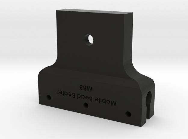3Dpartv3 in Black Natural Versatile Plastic