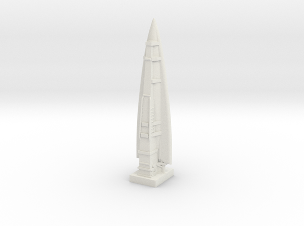 A-9 Rocket (Germany) ICBM