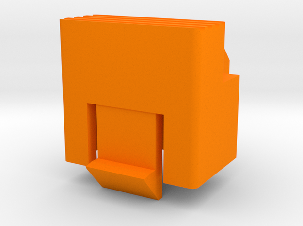 MSK stock release in Orange Processed Versatile Plastic
