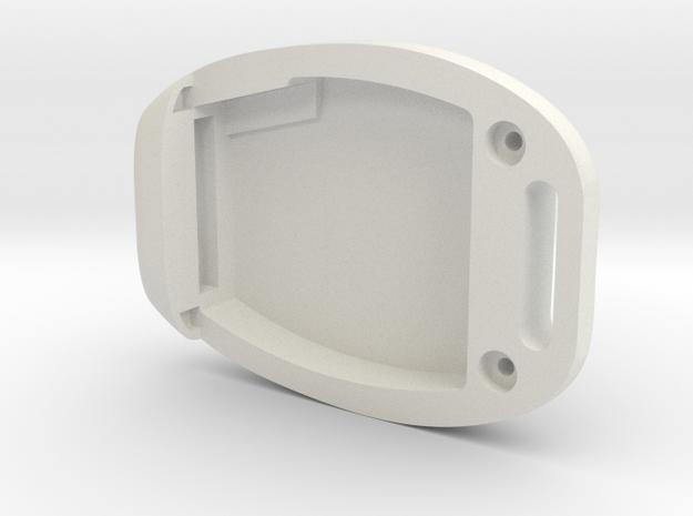 honda-key-bottom in White Natural Versatile Plastic